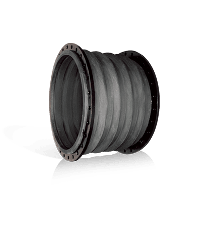 Rubber flexible expansion joints