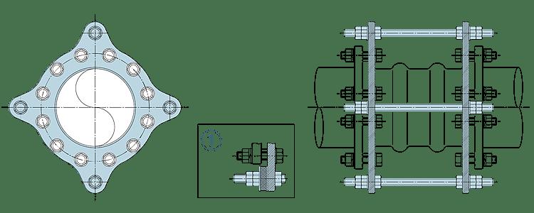 U型号(新型焊接)